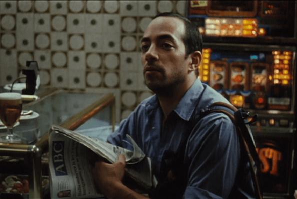 El Extra es un cortometraje de Alberto Pernet, cineasta argentino afincado en Madrid